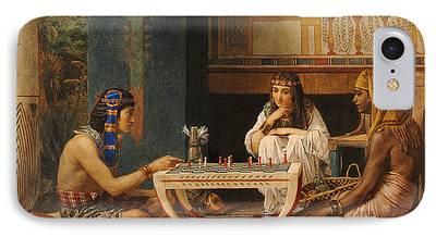 Hieroglyph iPhone Cases