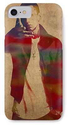 Eminem IPhone 7 Cases