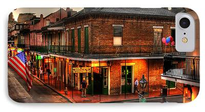 French Quarter iPhone Cases