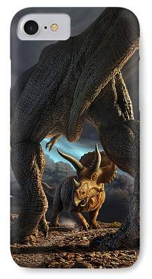 Extinct And Mythical iPhone Cases