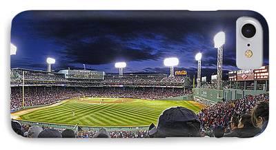 New York Baseball Parks iPhone Cases