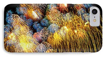 Pyrotechnic iPhone Cases
