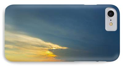 Storm Clouds Cape Cod iPhone Cases