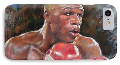 Champ Boxer iPhone Cases