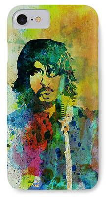 Dave Paintings iPhone Cases