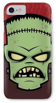 Monster iPhone Cases