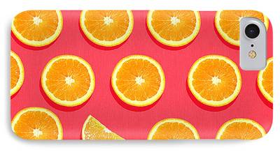 Orange iPhone 7 Cases