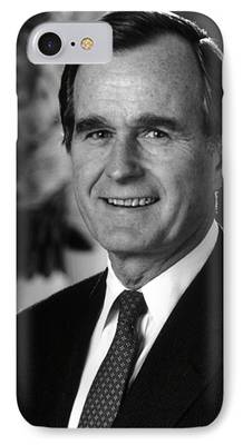 George Bush iPhone 7 Cases