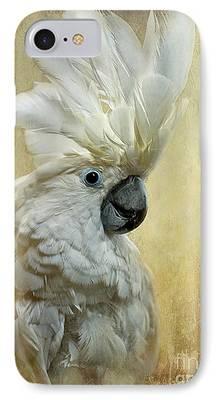 Cockatoo iPhone 7 Cases