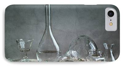 Glass Reflections iPhone Cases