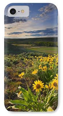 Yakima Valley iPhone Cases