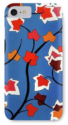 Shoots Of Nature iPhone Cases