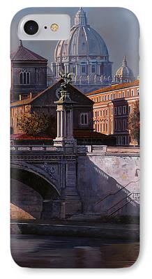Vatican iPhone Cases
