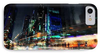 Futurist iPhone Cases