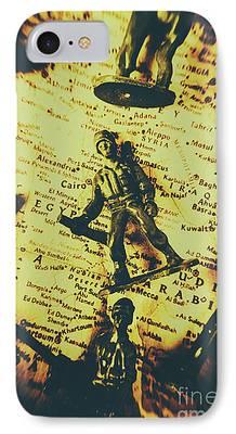 Syria iPhone Cases