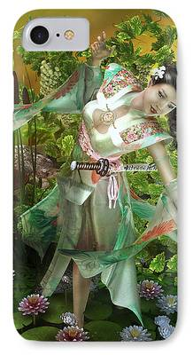 Lilly Pad iPhone Cases