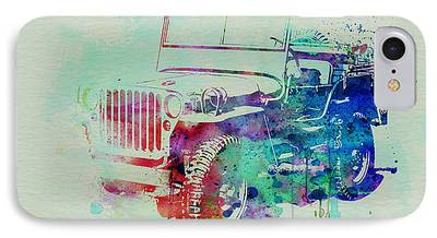 Jeeps iPhone Cases