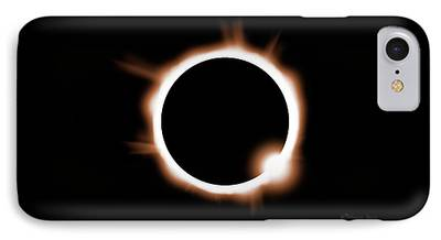 Solar Eclipse iPhone Cases