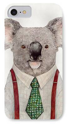 Koala iPhone Cases