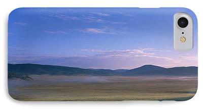 Valles Grande National Preserve iPhone Cases