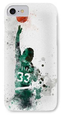 Larry Bird iPhone 7 Cases