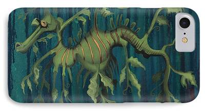 Leafy Sea Dragon iPhone Cases