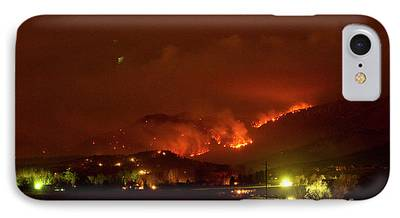 Colorado Fires iPhone Cases