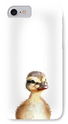 Duck iPhone Cases