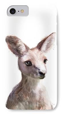 Kangaroo iPhone 7 Cases