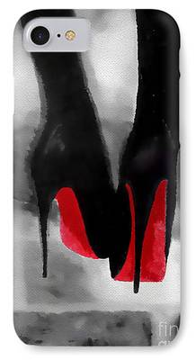 Abstract Fashion Designers iPhone Cases