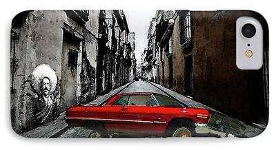 Vato Digital Art iPhone Cases