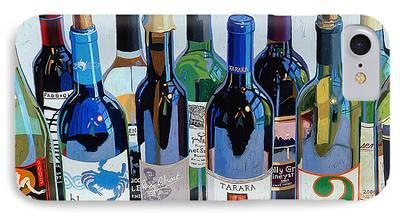 Wine IPhone 7 Cases