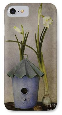 Spring Bulbs iPhone Cases