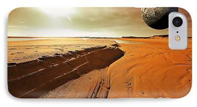 Mars iPhone Cases