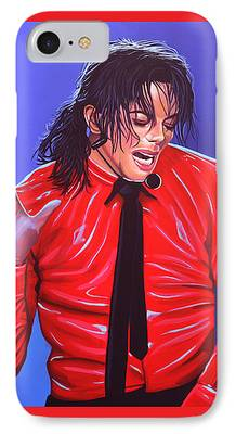 Smooth Criminal iPhone Cases