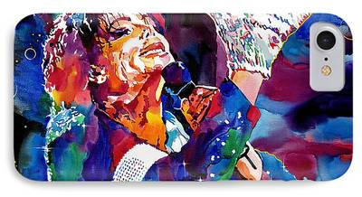 Michael Jackson IPhone 7 Cases