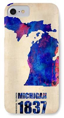 Michigan State iPhone 7 Cases