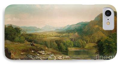 Country Scenes iPhone Cases