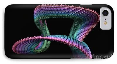 Mobius Strip iPhone Cases