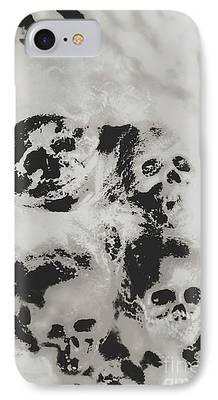 Genocides iPhone Cases