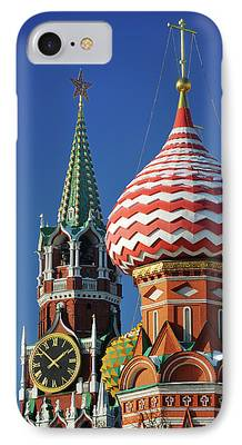 Moscow IPhone 7 Cases