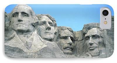 George Washington iPhone 7 Cases