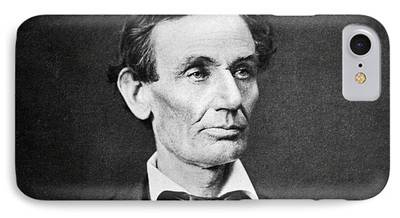 Lincoln Photographs iPhone Cases