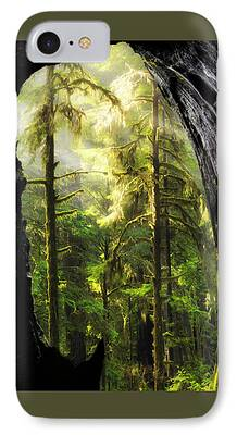 Old Growth iPhone Cases