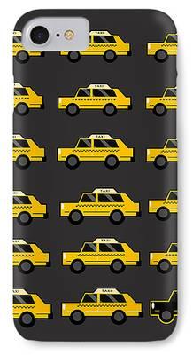 Cab iPhone Cases