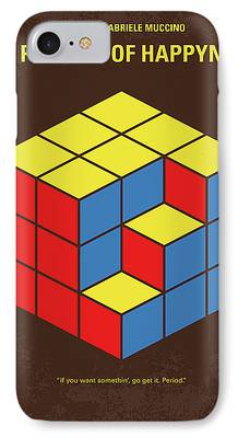 Rubiks Cube iPhone Cases