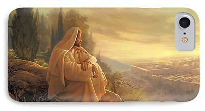 Religious Art iPhone Cases