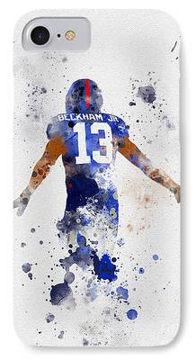 Wide Receiver iPhone Cases