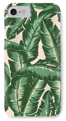 Trees Drawings iPhone Cases