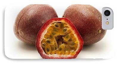 Passionfruit iPhone Cases